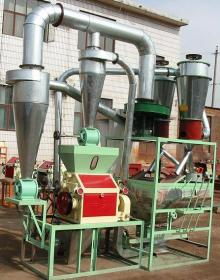 wheat flour making machines