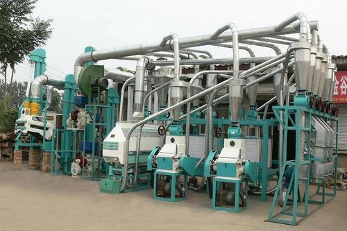 wheat flour mill United States